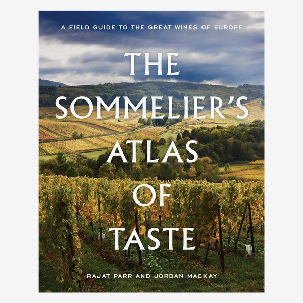 'The Sommelier's Atlas of Taste: A Field Guide to the Great Wines of Europe'