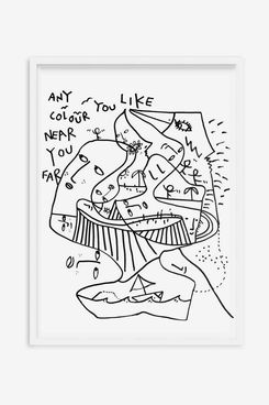 Shantell Martin 'Any Colour You Like'