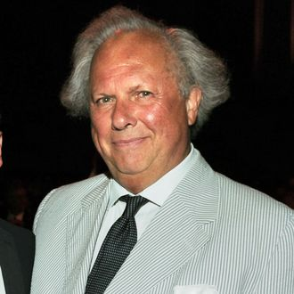 Graydon Carter at The PALEY CENTER For Media, Annual Benefit Dinner Honoring TOM FRESTON Gotham Hall, NYC May 31, 2012.