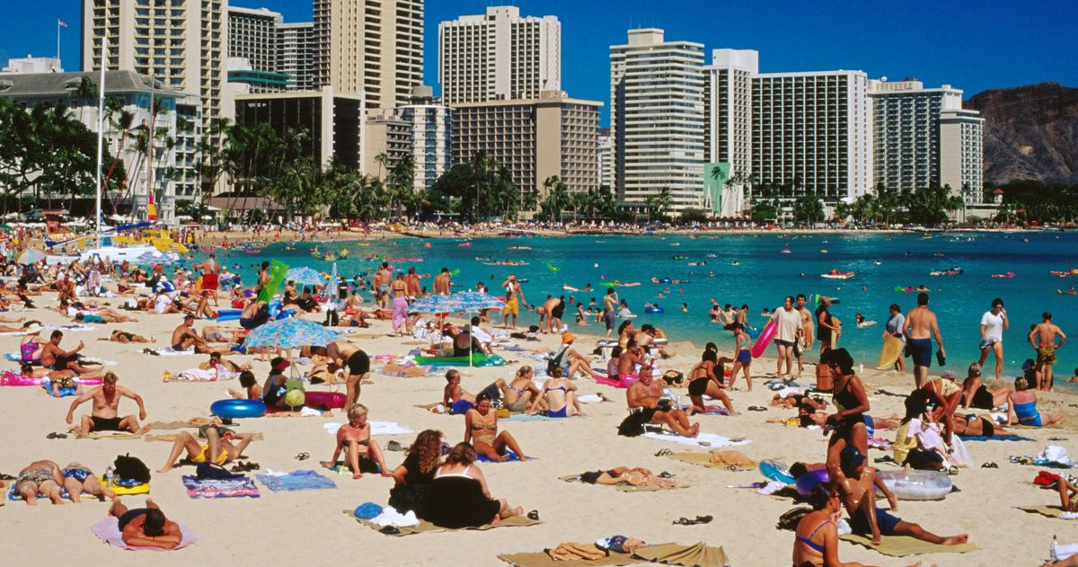 Week 5: Honolulu Is a Real City, Not Just a Vacation Destination