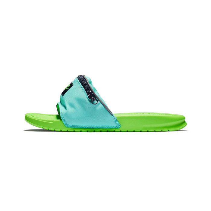 7c442b174df Nike Is Making Fanny Pack Benassi JDI Slide Collection