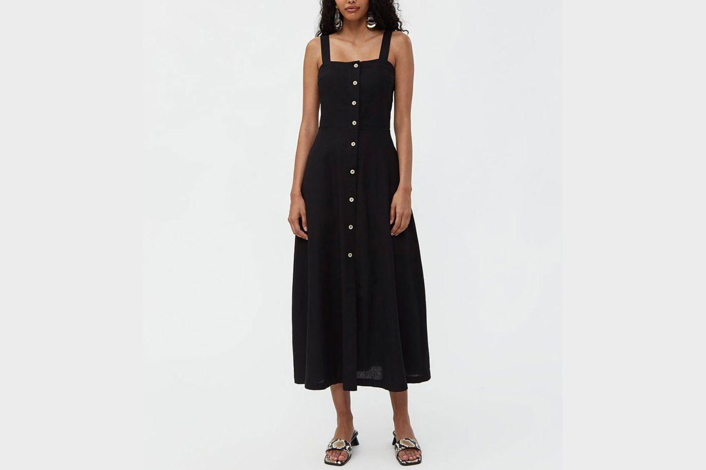 d896b774e9c2 15 Best Linen Dresses for Summer 2019
