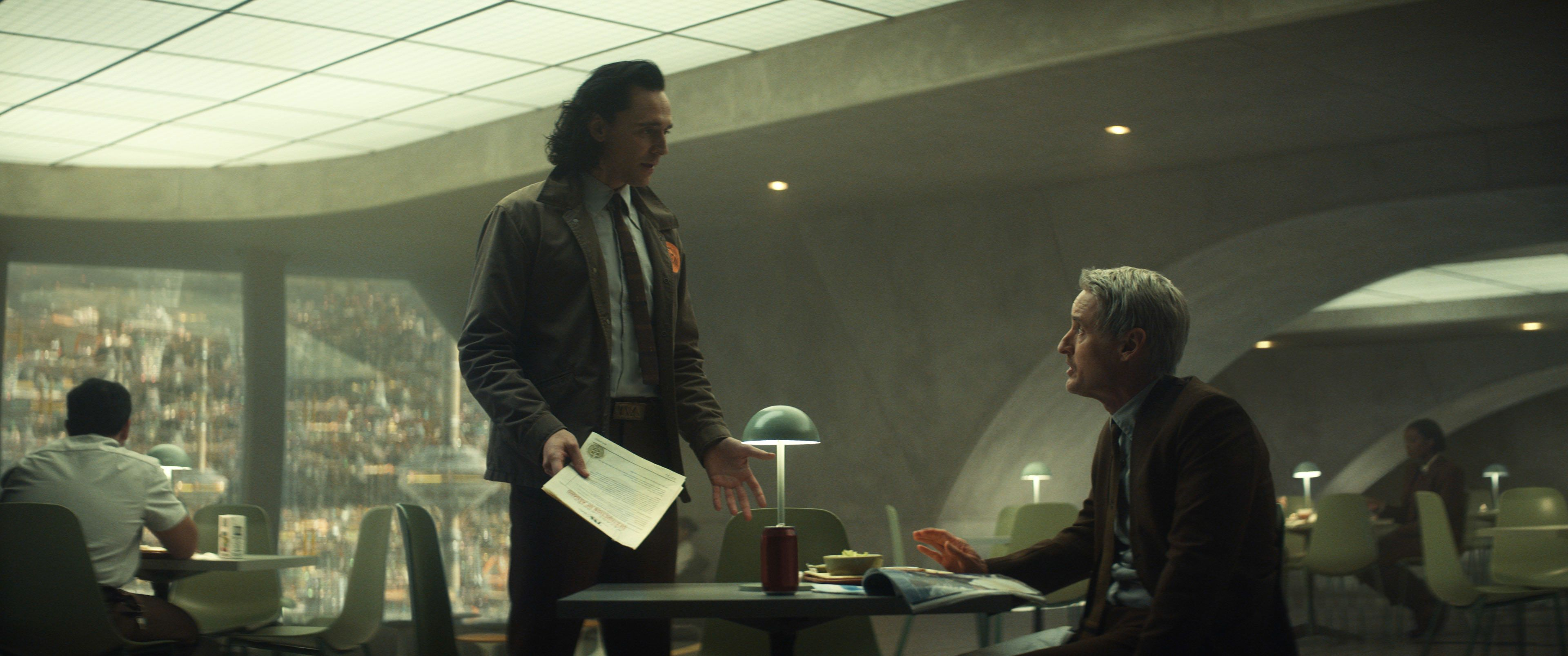 Loki Episode 2 Recap: 'The Variant'