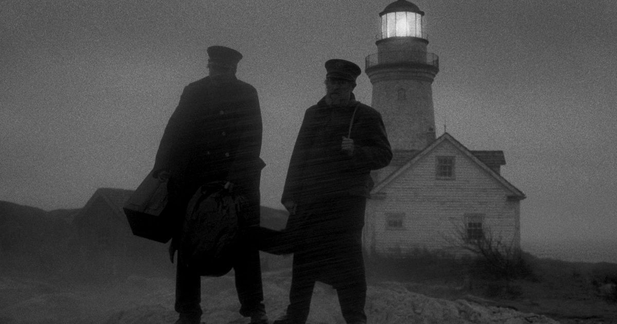 The Lighthouse Is About the Horror of Roommates