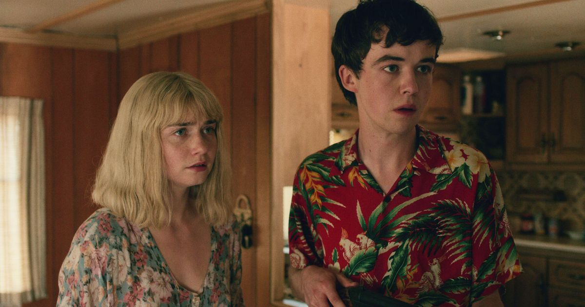 Let's Talk About the Ending of The End of the F***ing World