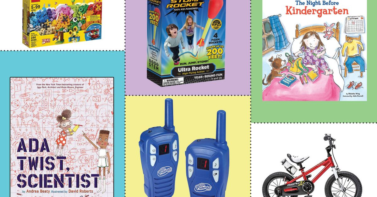 6dee237f8 18 Best Gifts for 5-Year-Olds 2018