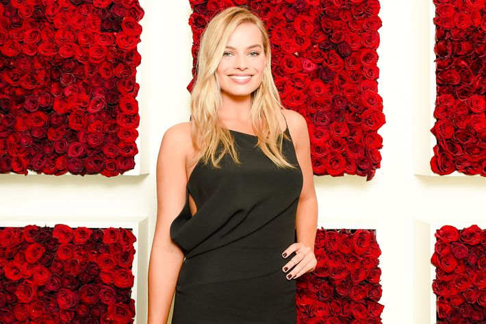 Margot Robbie is a member of the house of Calvin.