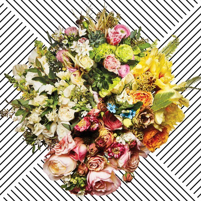 12 English Garden Wedding Bouquets