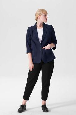 Universal Standard Meg Short Blazer