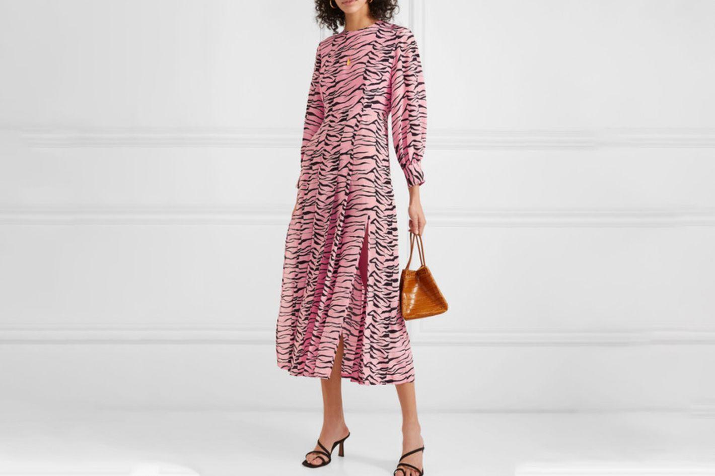 Rixo Emma Midi Dress