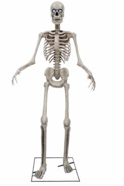 Seasonal Visions International 8-Foot Towering Skeleton
