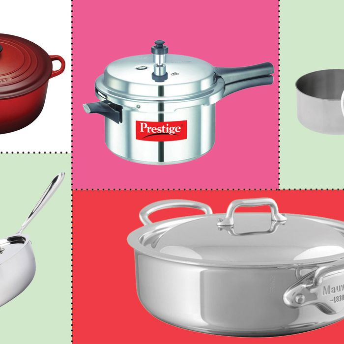 Pots And Pans For Stocks Sauces Searing More Photo Courtesy Of The Retailers