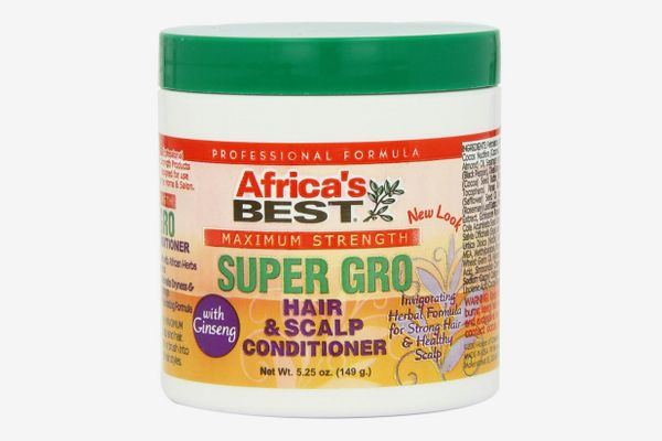 Africa's Best Maximum Strength Super Gro Hair and Scalp Conditioner