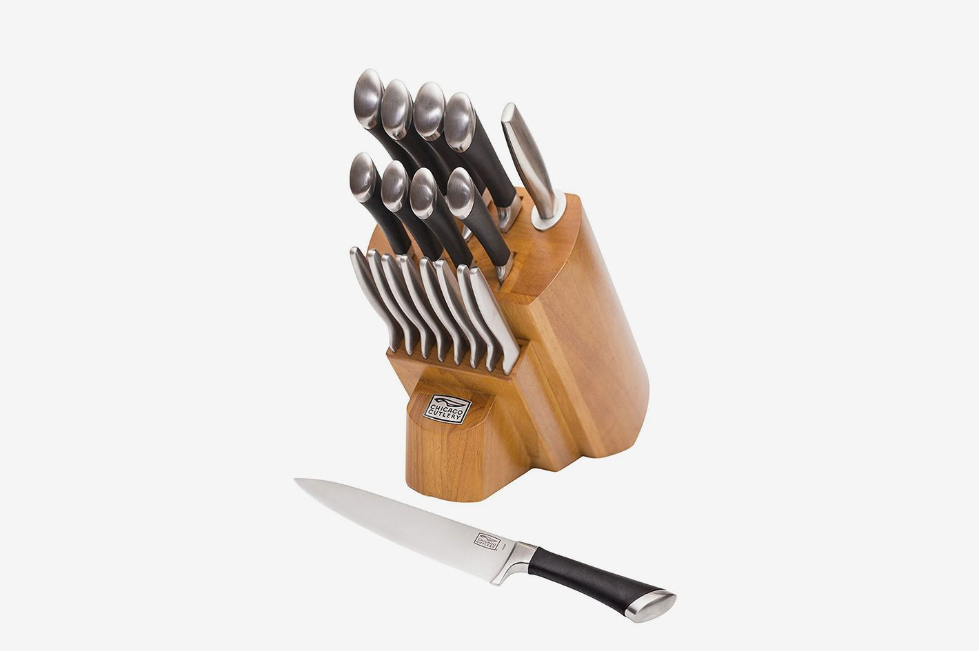 Chicago Cutlery Fusion 18-Piece Block Set