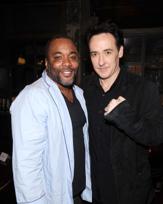 Lee Daniels and John Cusack attend