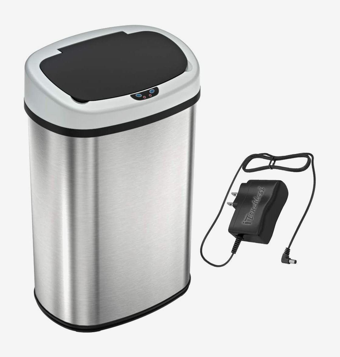 15 Best Kitchen Trash Cans 2021 The Strategist