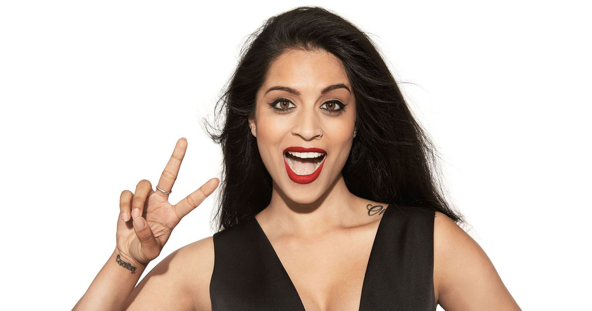 Image result for iisuperwomanii lilly singh