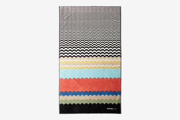 Missoni Home Wolf Beach Towel