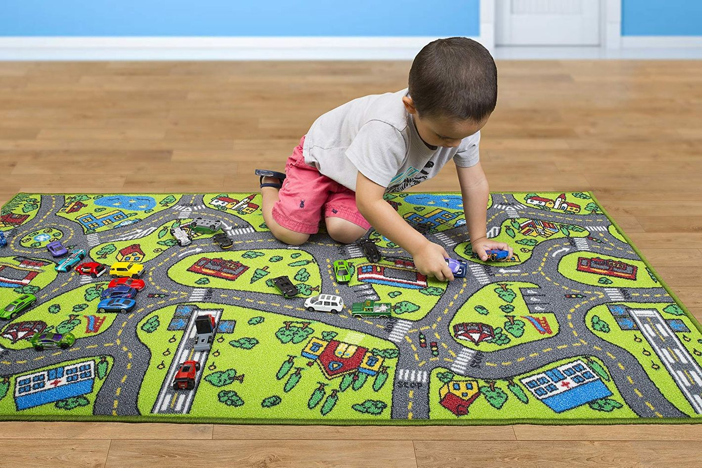Angels Kids Carpet Playmat Rug