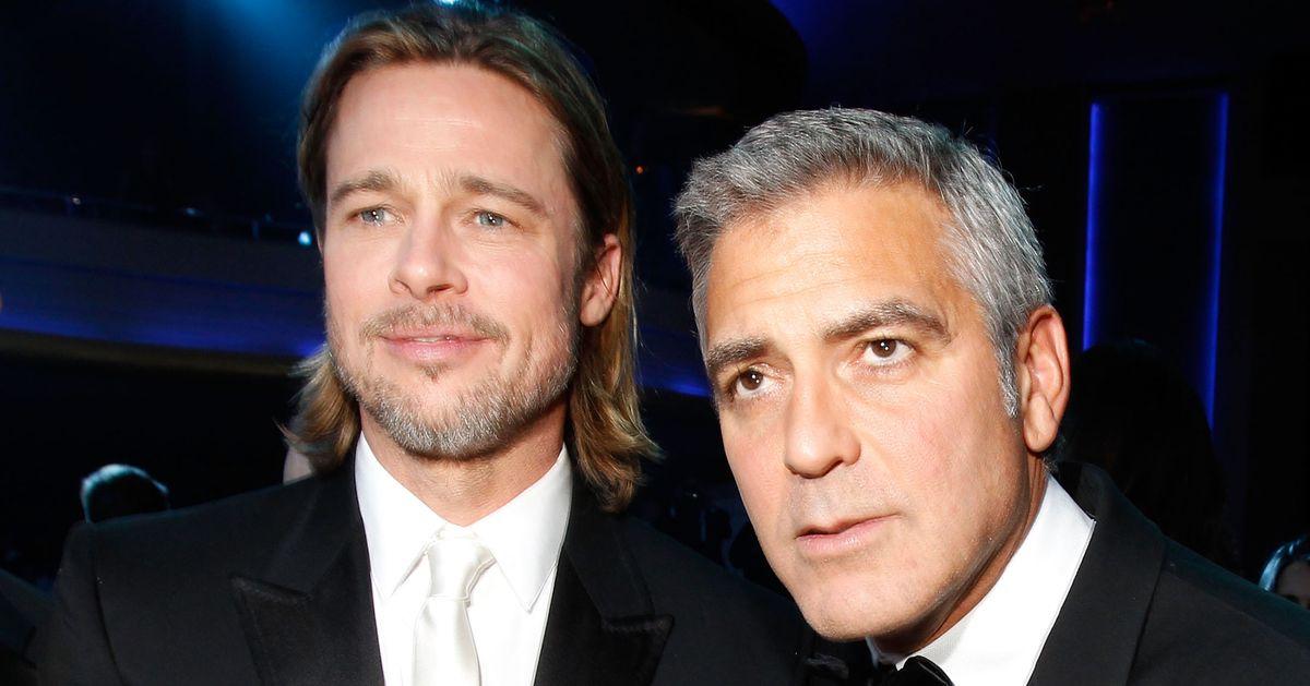 George Clooney Found O...