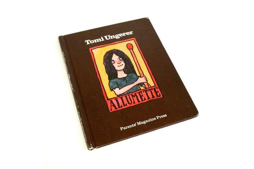 Allumette by Tomi Ungerer (1974)