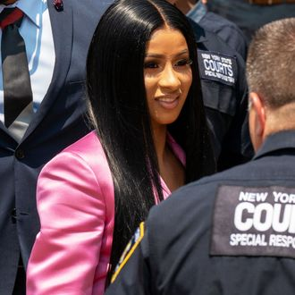 Cardi B Indicted By A Grand Jury Over Strip Club Fight