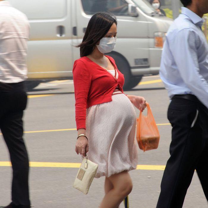 Air Pollutants During Pregnancy Can >> Air Pollutants Can Reach Pregnant Women S Placentas