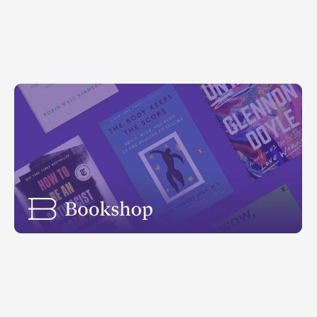 Bookshop E–Gift Card