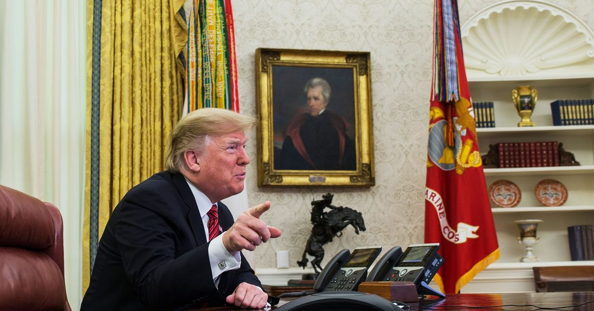 Trump May Be The True Heir Of Andrew Jackson