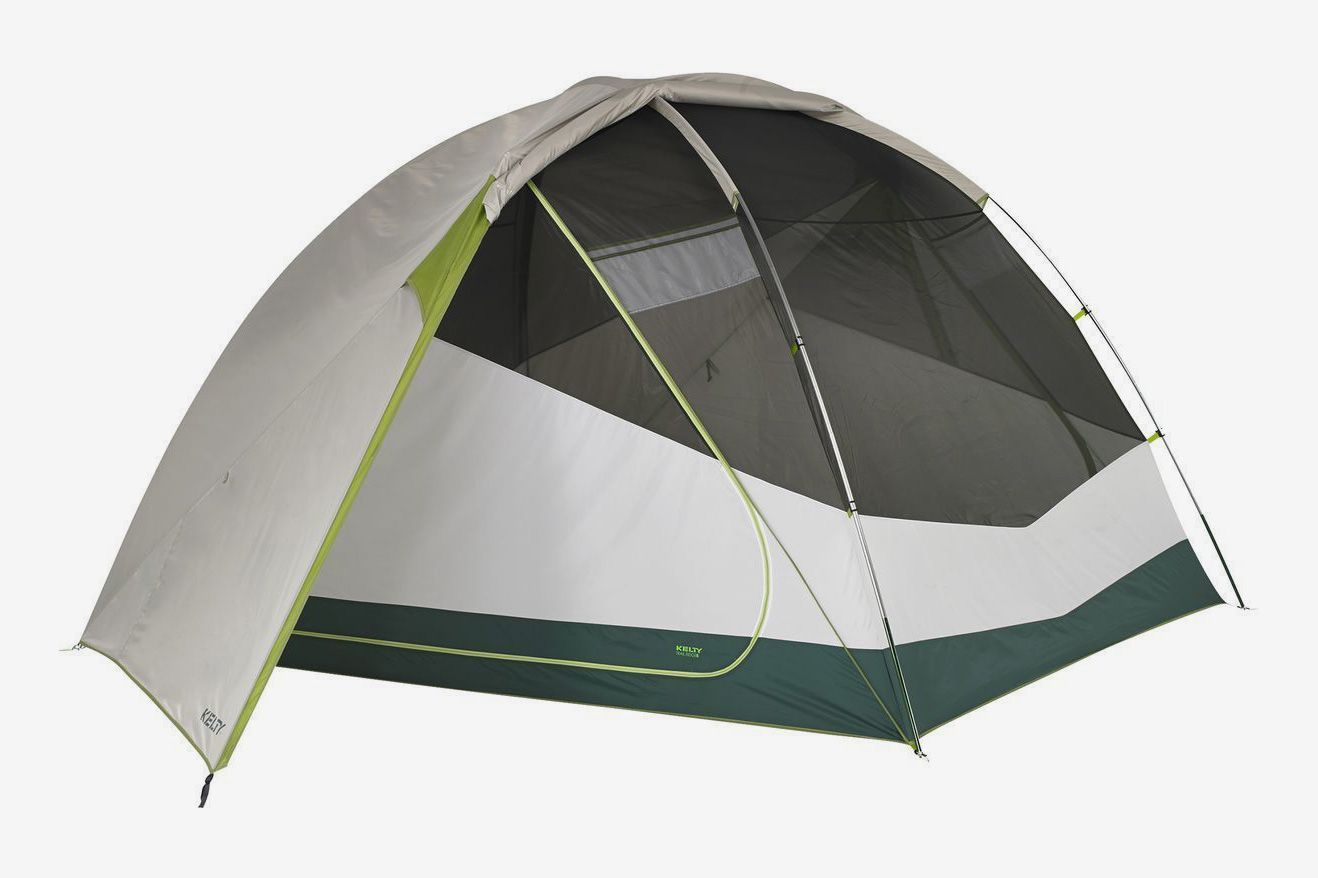 Kelty Trail Ridge 6-Person Tent With Footprint & The 8 Best Camping Tents: 2-Person 4-Person and More 2018
