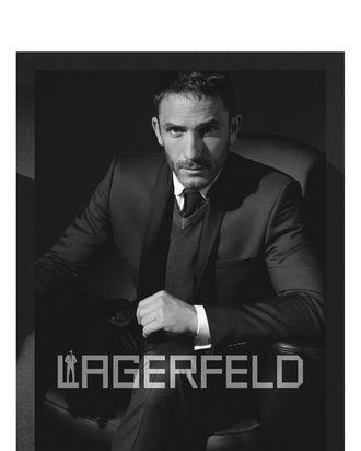 Sebastien Jondeau for Karl Lagerfeld.