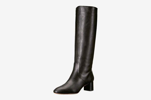 Loeffler Randall Gia Leather Knee Boots