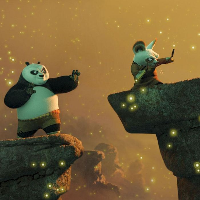 Movie Review Kung Fu Panda 2 Is Fast Fun And A Little Disturbed Movie Review Vulture