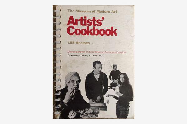 Museum of Modern Art Artists' Cookbook