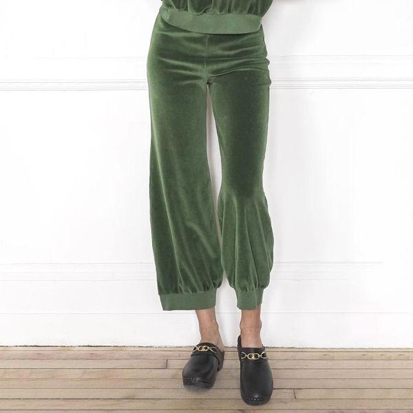 Suzie Kondi High-Waist Harem Pants
