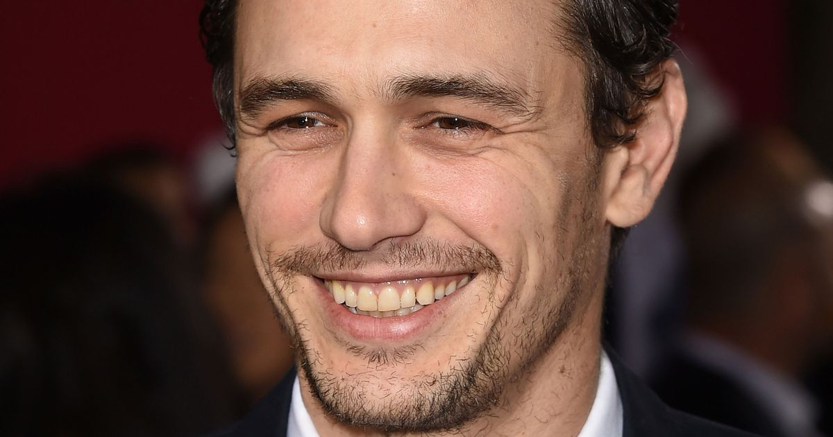 Like a Fool, I Downloaded the James Franco App -- The Cut James Franco