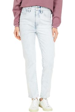 Madewell The Perfect Vintage Jean in Torrance Wash