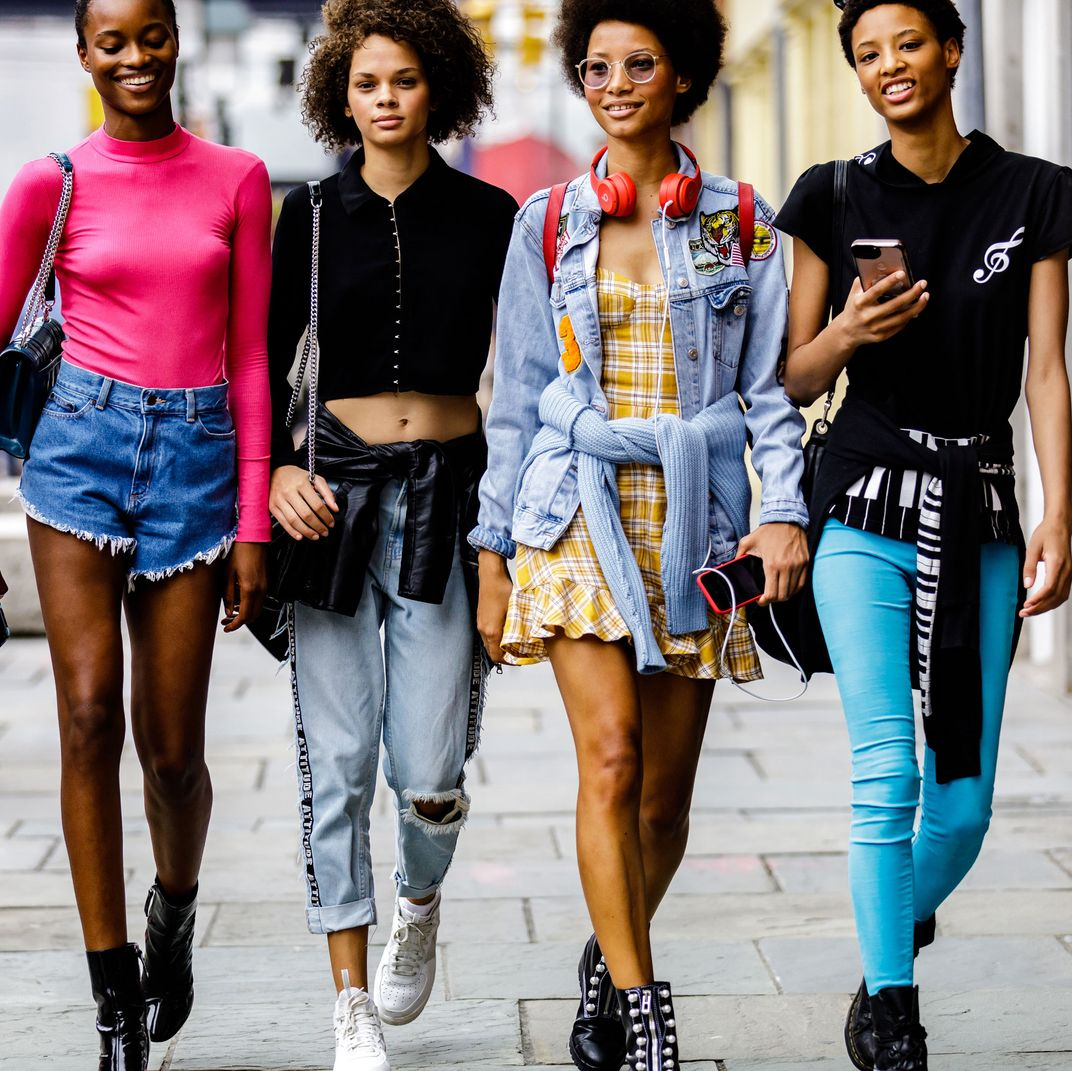New York Fashion Week Street Style Spring 4