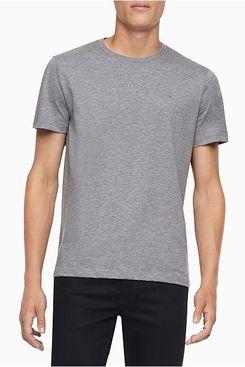 Calvin Klein Solid Jersey Liquid Touch T-Shirt