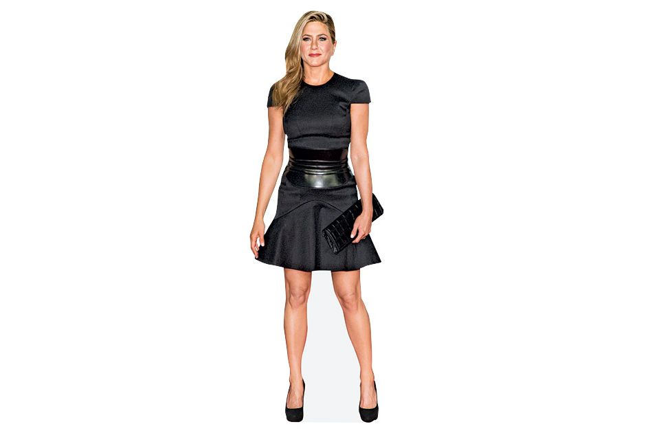 Jennifer Aniston Life Size Cutout