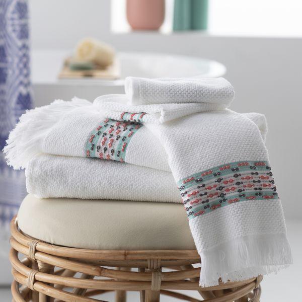 Drew Barrymore Flower Home 6 Piece Bath Towel Set