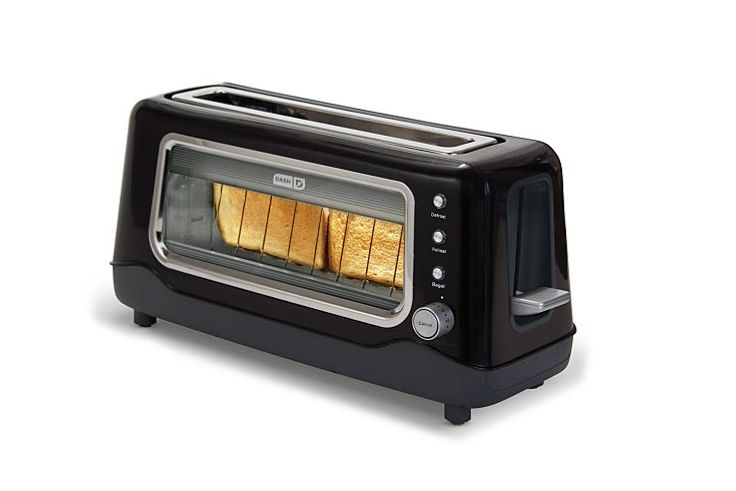Dash Clear-View Toaster