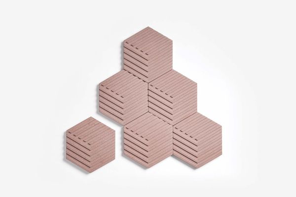 Areaware Concrete Table Tiles