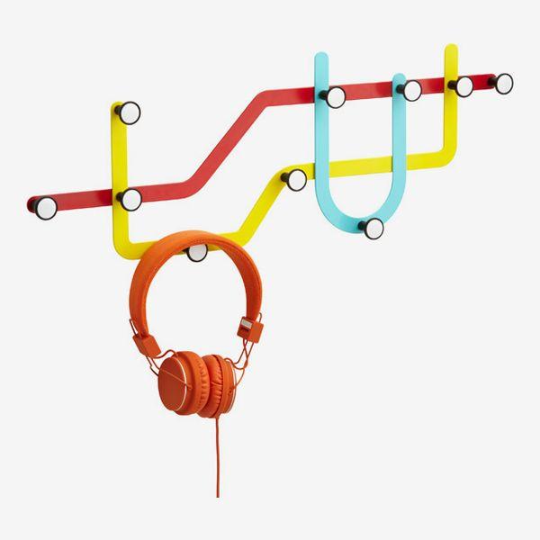 Umbra Subway Multi-Hook Rack