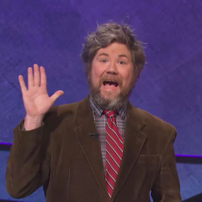 Austin Rogers: Why He's Such an Unusual Jeopardy Contestant