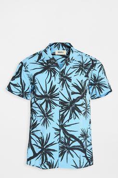 Deus Ex Machina Dean Centennial Short Sleeve Shirt