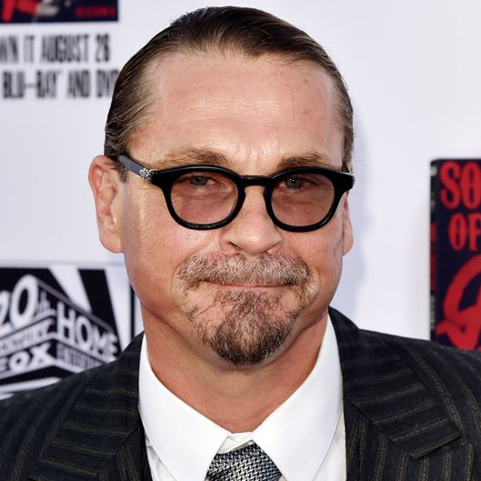 "Premiere Screening Of FX's ""Sons Of Anarchy"" - Red Carpet"
