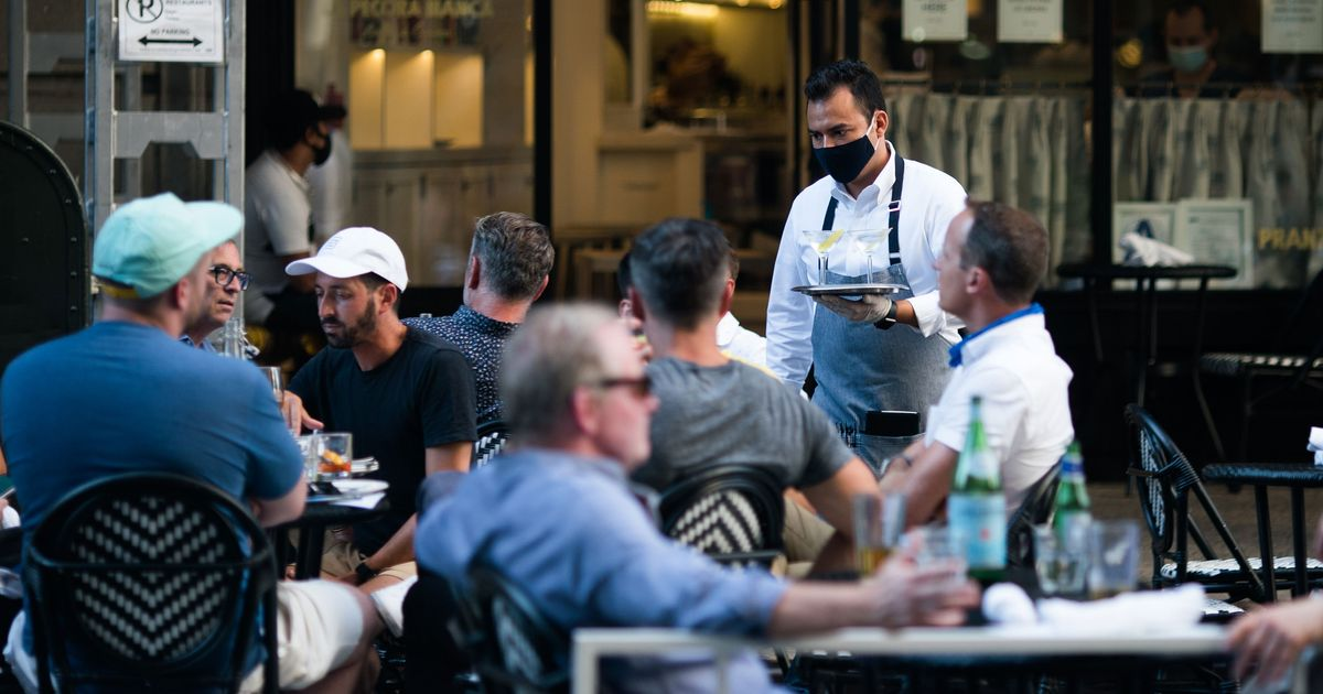 Could The Covid 19 Pandemic Reshape The Restaurant Business