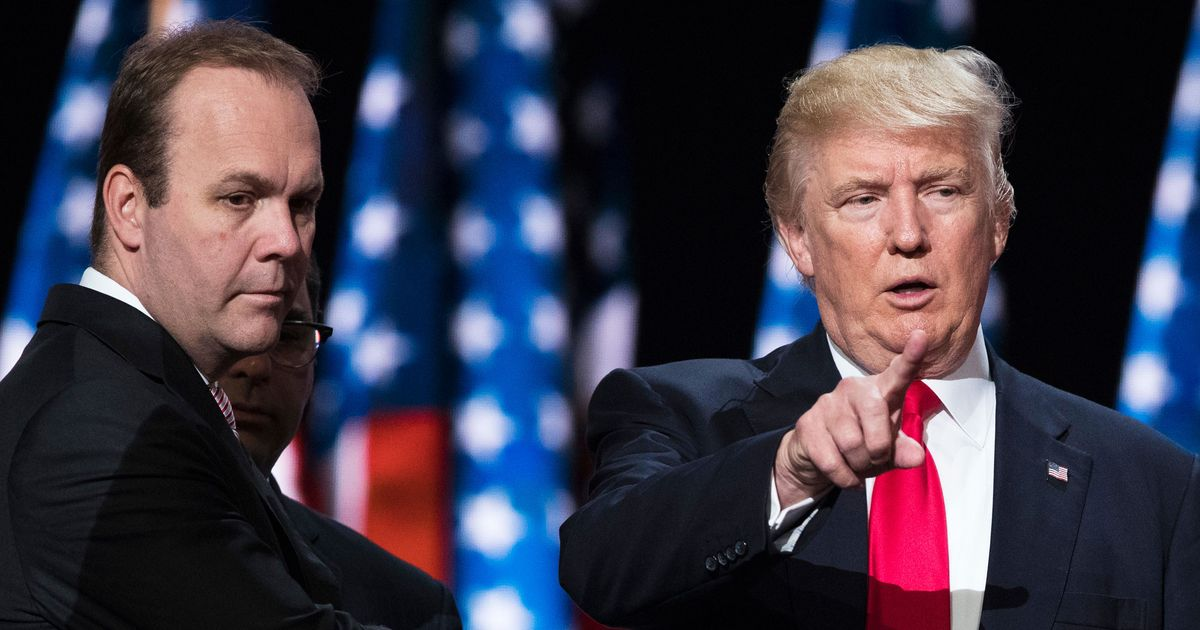 Who Is Rick Gates, the Other Person Indicted on Monday?