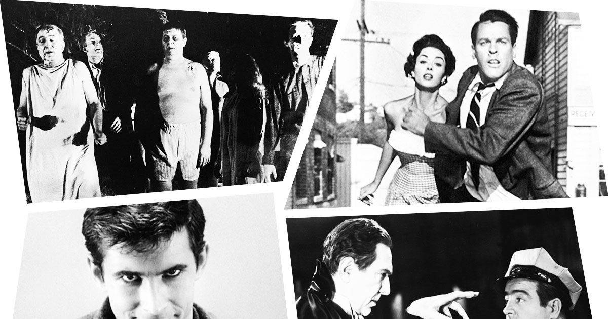 30 Great Black-and-White Horror Movies Worth Revisiting